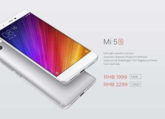 Mi 5s and Mi 5s Plus