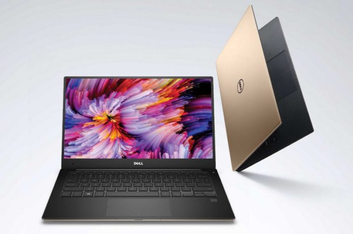new XPS and Inspiron laptops