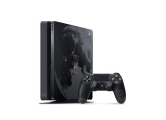 PS4 Update 4.01 PS4 Slim Final Fantasy XV limited 'Luna Edition'