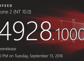 Windows 10 PC build 14928 and mobile build 10.0.14928.1000