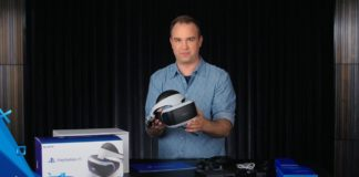 Sony PS VR core bundle box