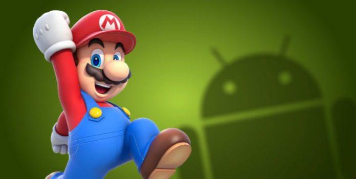 Super Mario run iOS android