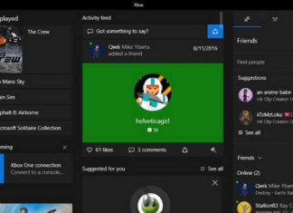 Windows 10 Game Mode Group messaging feature for Windows Xbox beta app xbox one