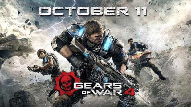 Gears of War 4 known issues