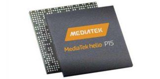 MediaTek Helio P15 chipset