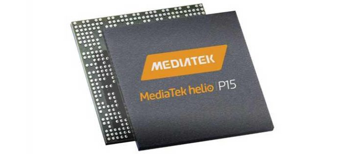 MediaTek Helio P15 chipset