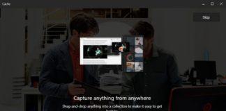Microsoft Cache app