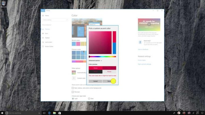 Windows 10 version 1703