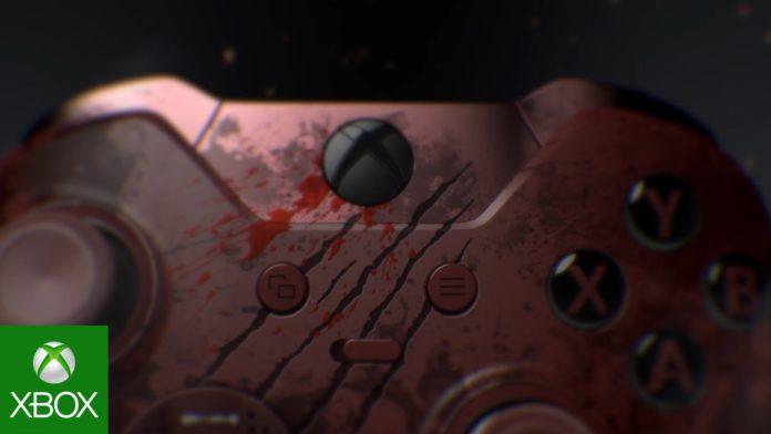 Gears of War 4 Elite Controller