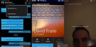 WhatsApp Beta adds video call