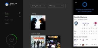 Xbox One Preview update rs1_xbox_rel_1610.161021-1900