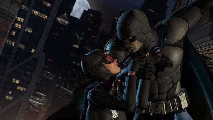 Batman The Telltale Series first episode