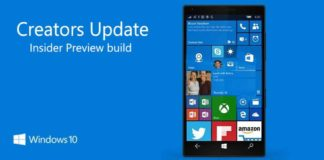Windows 10 mobile build 10.0.15025.1000 build 10.0.14971.1000 build 10.0.14977.1000