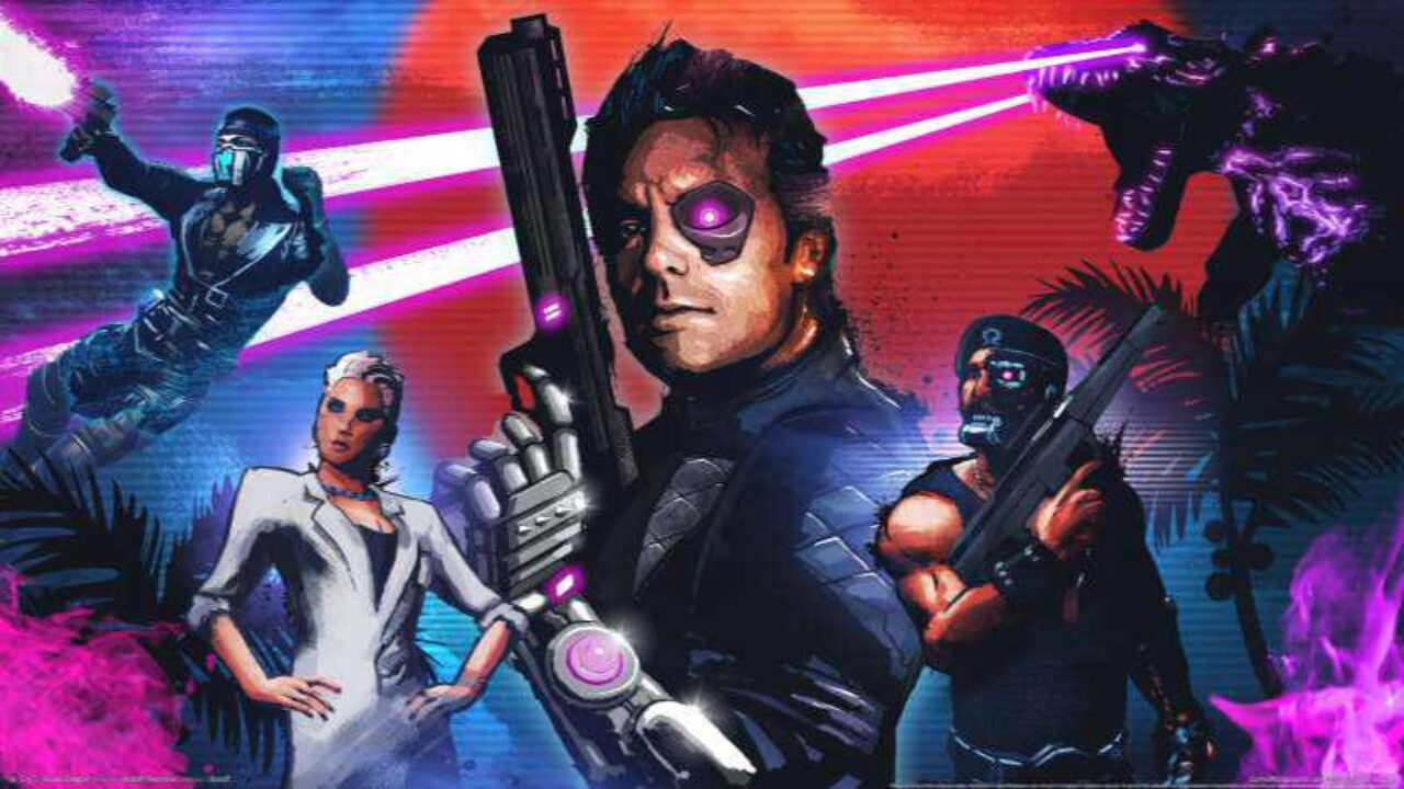 Far Cry 3 Blood Dragon Is Now Free To Download