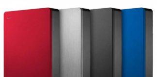 Seagate 5TB portable hard drive