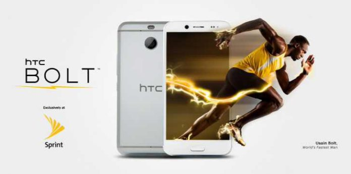 Sprint HTC Bolt