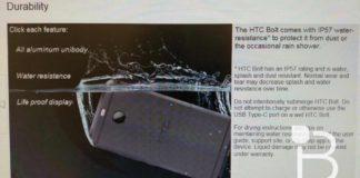Sprint HTC Bolt