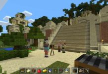 Minecraft Update 48 for Xbox One Sihmar