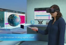 Windows Holographic VR