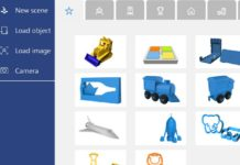 Microsoft 3D Builder app for Windows 10 mobile