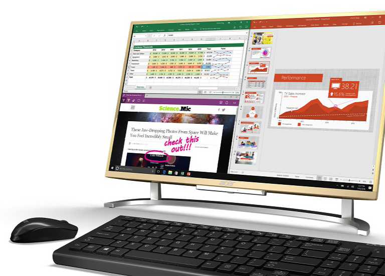 Acer Aspire C All-in-One