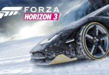 Blizzard Mountain Expansion for Forza Horizon 3
