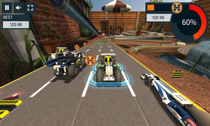 LEGO Pull-Back Racers 2.0 game