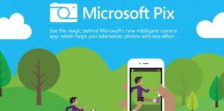 Microsoft Pix app