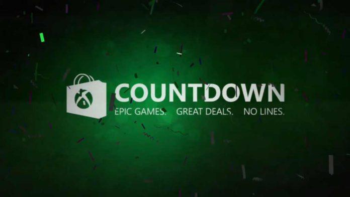 Microsoft countdown-sale