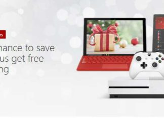 Microsoft Store UK holiday offer