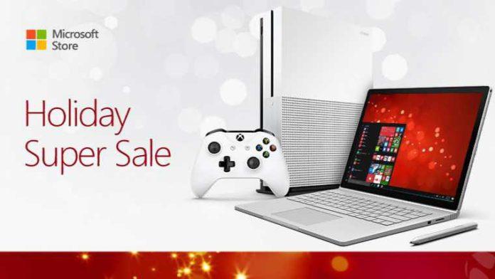 Microsoft Holiday Super Sale