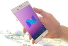 Android 7.0 Nougat for Sony Xperia X and Xperia X Compact