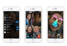 Facebook Messenger gets group video call