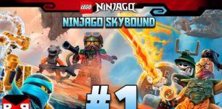 LEGO DUPLO Animals and Ninjago Skybound