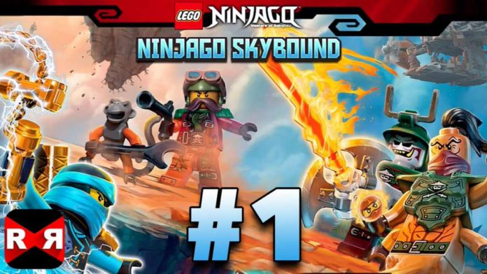 LEGO DUPLO Animals and Ninjago Skybound