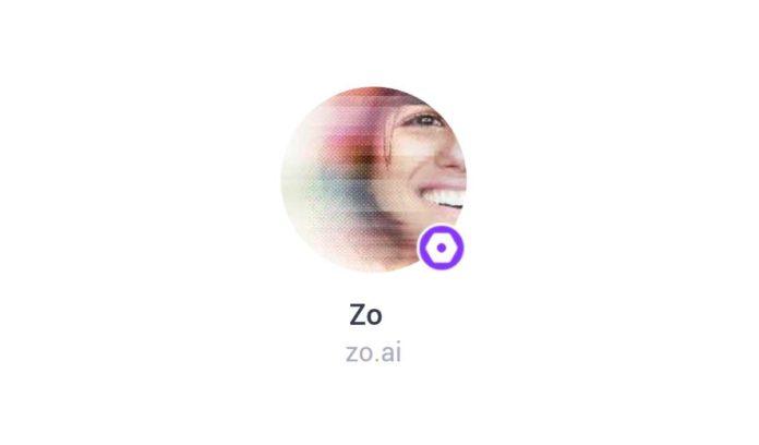 Zo AI chatbot