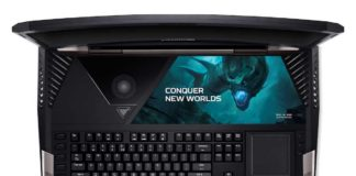 Acer Predator 21 X Gaming Laptop announced