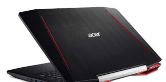 Acer Aspire VX15 is a new affordable gaming laptop