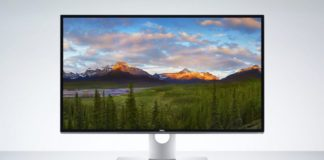 Dell UP3218K, the world's first 32-inch 8K monitor at $4999