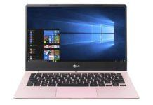 LG Gram 2017 laptops