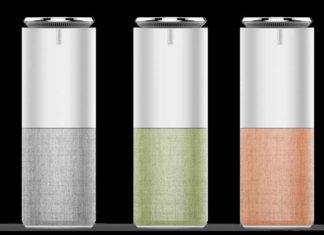 Lenovo Smart Assistant speaker with built in Amazon Alexa