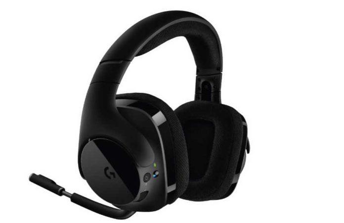 Logitech G533 Wireless Gaming Headset
