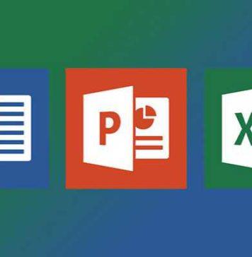 Microsoft Office apps update