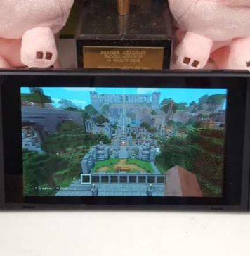 Minecraft for Nintendo Switch