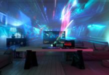 Razer Project Ariana, world's first video gaming projection system