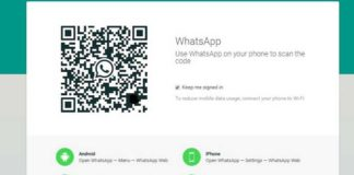 WhatsApp Web 0.2.3120