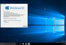 Windows 10 build 16293 and Redstone 4 build 16366