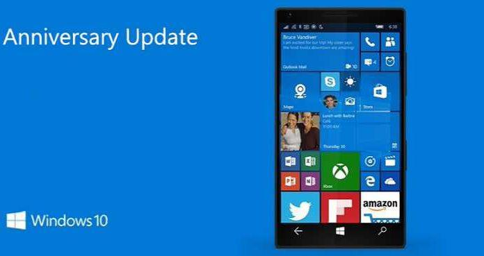Windows 10 Mobile build 10.0.14393.594