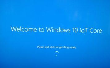 Windows 10 IoT Core build 15002