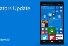 Windows 10 Mobile build 10.0.15063.632